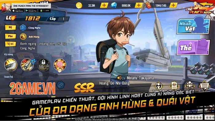 Cộng đồng fan anime/manga hưởng ứng nhiệt tình với One Punch Man: The Strongest 2