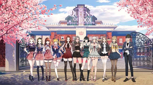 Idol Queens Production – Game giả lập đào tạo Idol hấp dẫn trên mobile