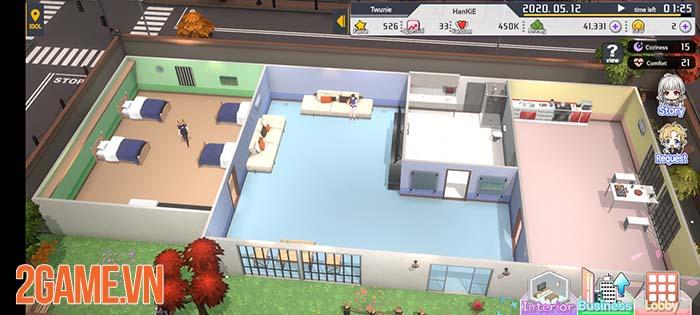 Idol Queens Production - Game giả lập đào tạo Idol hấp dẫn trên mobile 1