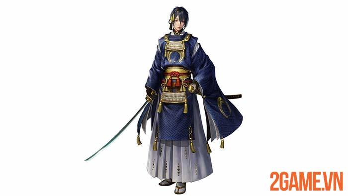 Touken Ranbu Musou - Game hành động nổi tiếng ra mắt phiên bản PC 0