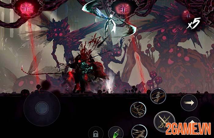Shadow Hunter: Lost World - Game chặt chém hoành tráng trên mobile 2