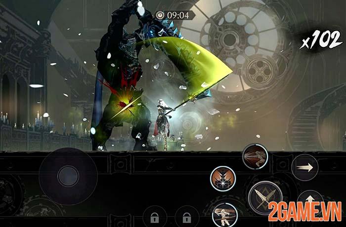 Shadow Hunter: Lost World - Game chặt chém hoành tráng trên mobile 1