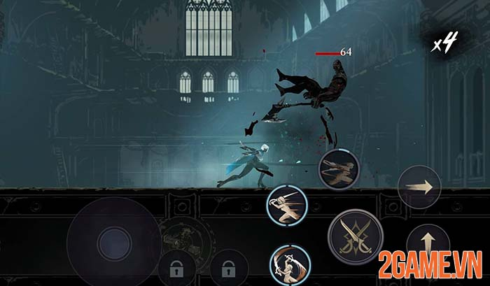 Shadow Hunter: Lost World - Game chặt chém hoành tráng trên mobile 0