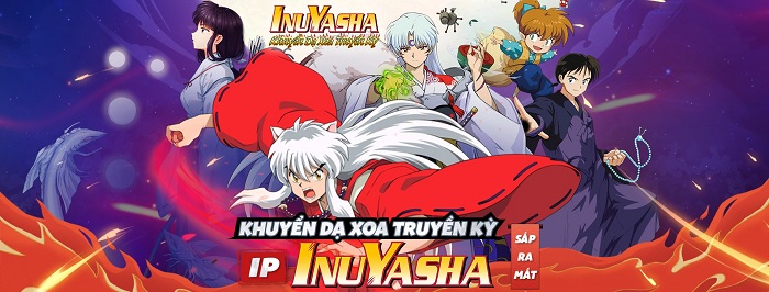 Khuyển Dạ Xoa Truyền Kỳ - IP InuYasha ra mắt 19/08 và 4 lý do không thể bỏ lỡ 2