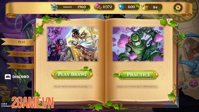 Storybook Brawl - Game thẻ bài chiến đấu tự động sắp ra mắt nền tảng mobile 3