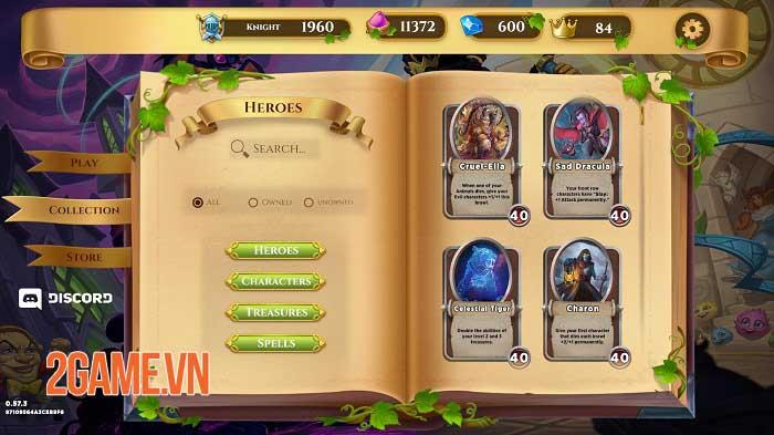 Storybook Brawl - Game thẻ bài chiến đấu tự động sắp ra mắt nền tảng mobile 4