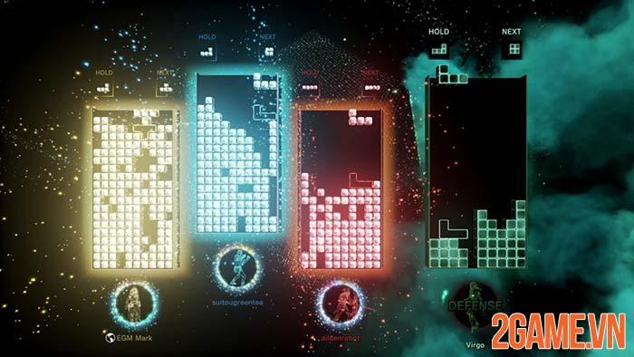 Tetris Effect Connected - Xếp gạch thế hệ mới ra mắt game thủ PC 1