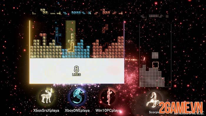 Tetris Effect Connected - Xếp gạch thế hệ mới ra mắt game thủ PC 2