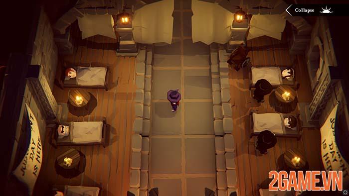 Burn Me Twice - Game phiêu lưu mạo hiểm miễn phí với đề tài phù thủy 3