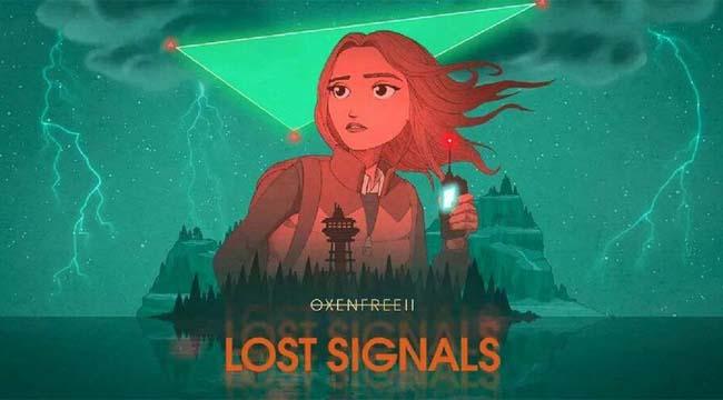 Oxenfree II : Lost Signals – Game kinh dị ám ảnh sẽ ra mắt cuối năm 2021