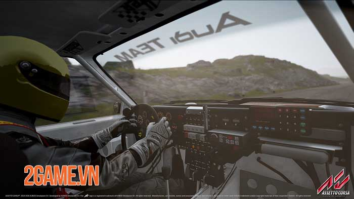 Assetto Corsa Mobile - Game mô phỏng đua xe chân thực vay mượn từ PC/console 2