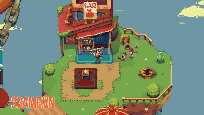 Sparklite - Game phiêu lưu hành động về vùng đất luôn thay đổi kì lạ 0