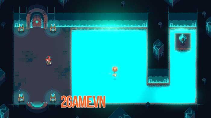 Sparklite - Game phiêu lưu hành động về vùng đất luôn thay đổi kì lạ 1