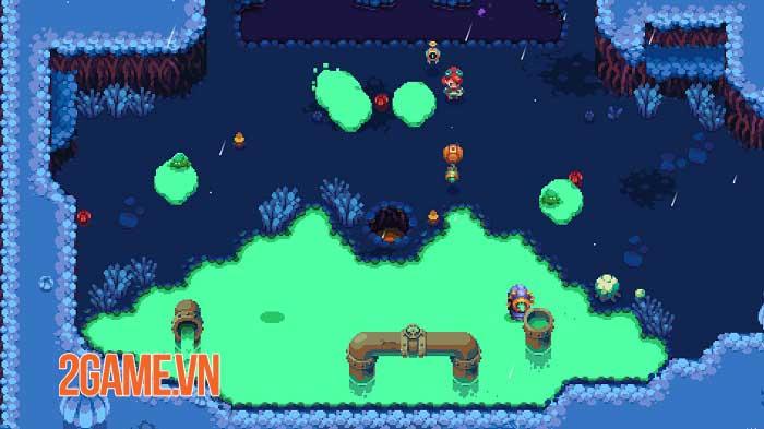 Sparklite - Game phiêu lưu hành động về vùng đất luôn thay đổi kì lạ 2