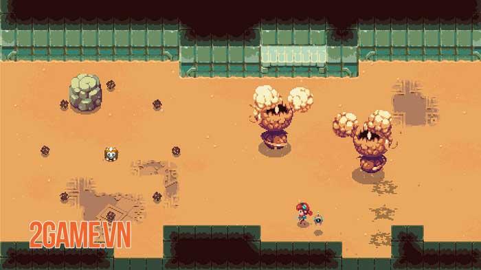 Sparklite - Game phiêu lưu hành động về vùng đất luôn thay đổi kì lạ 4