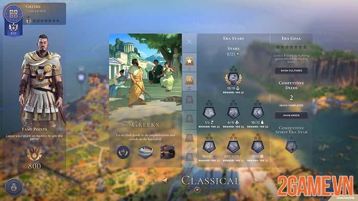 Humankind - Game chiến thuật cho phép game thủ viết lại lịch sử nhân loại 2