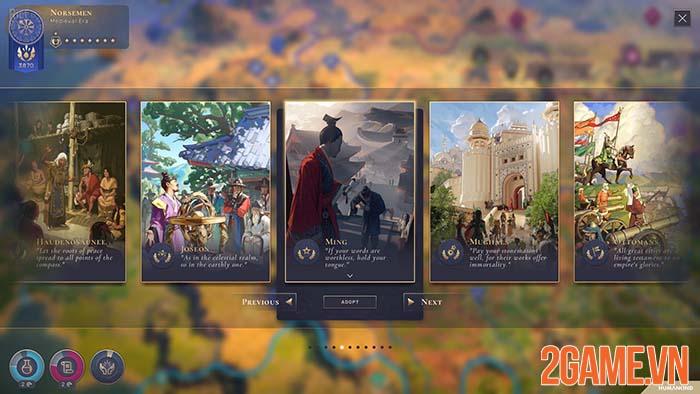 Humankind - Game chiến thuật cho phép game thủ viết lại lịch sử nhân loại 1