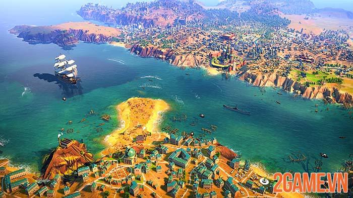 Humankind - Game chiến thuật cho phép game thủ viết lại lịch sử nhân loại 0
