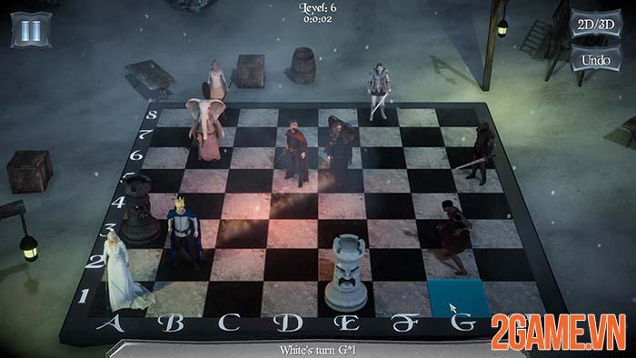 Pawn of the Dead - Hack não cuối tuần với bàn cờ người cực chất 1