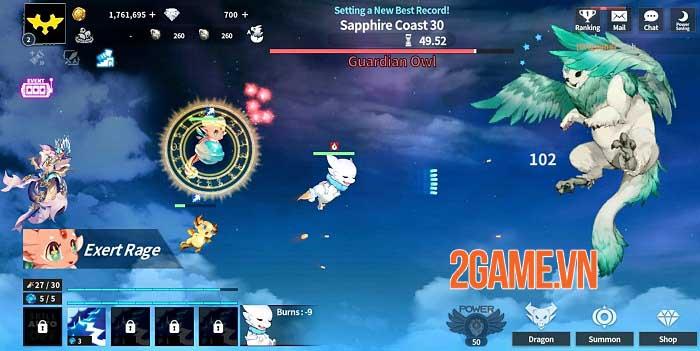 Dragon Village X - RPG Idle Shooting sắp xếp đội quân rồng để chiến đấu 1