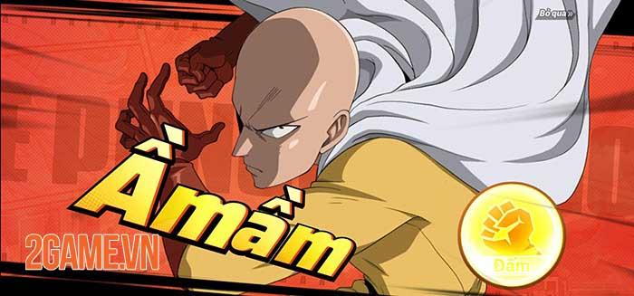 Trải nghiệm One Punch Man: The Strongest  - Đắm mình trong thế giới anime chuẩn nguyên tác 9