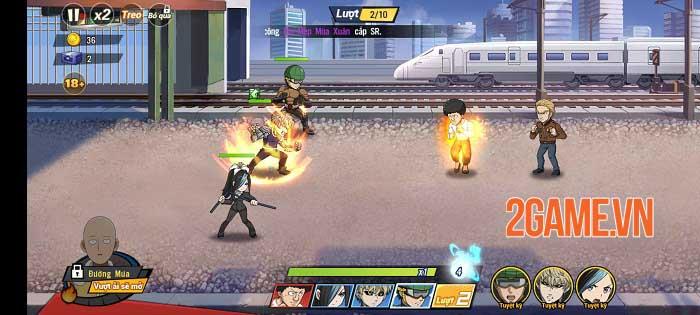 Trải nghiệm One Punch Man: The Strongest  - Đắm mình trong thế giới anime chuẩn nguyên tác 7