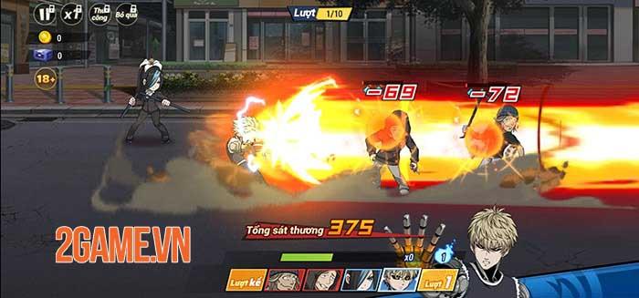 Trải nghiệm One Punch Man: The Strongest  - Đắm mình trong thế giới anime chuẩn nguyên tác 8