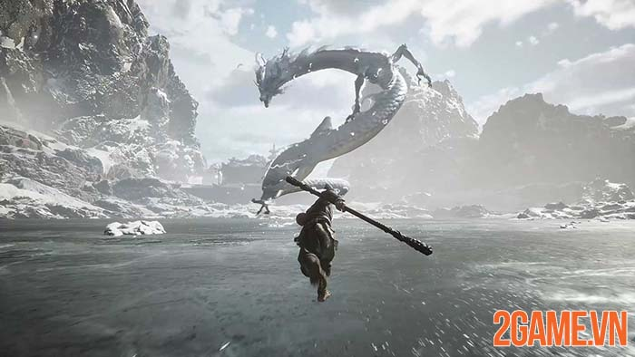 Black Myth: Wukong mê hoặc với đồ họa trên nền tảng Unreal Engine 5 1