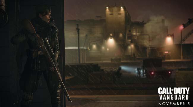 Call of Duty: Vanguard ra mắt ra mắt cộng đồng trong tháng 11/2021