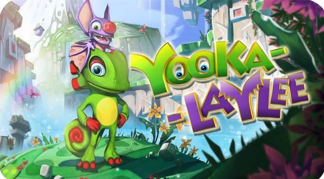 Yooka-Laylee – Game phiêu lưu thế giới mở đang được tặng miễn phí
