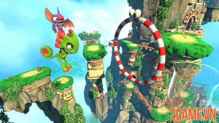 Yooka-Laylee - Game phiêu lưu thế giới mở đang được tặng miễn phí 2