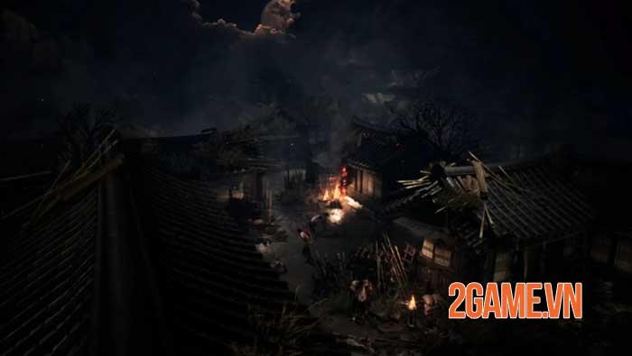 Kingdom: The Blood - Game nhập vai hành động dựa trên Kingdom của Netflix 0