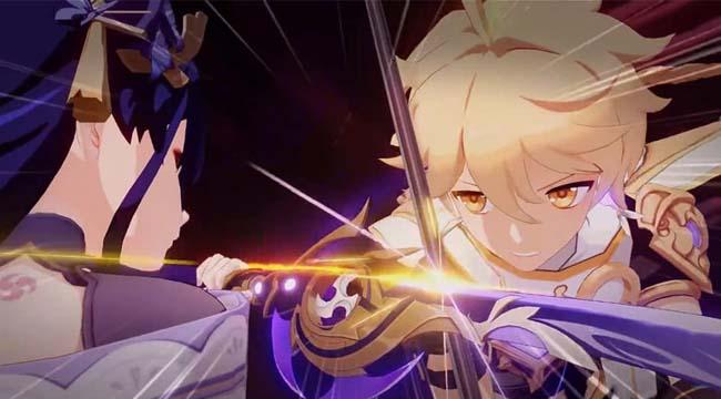 Nhá hàng Genshin Impact 2.1 mê hoặc game thủ với trận chiến Lôi Thần