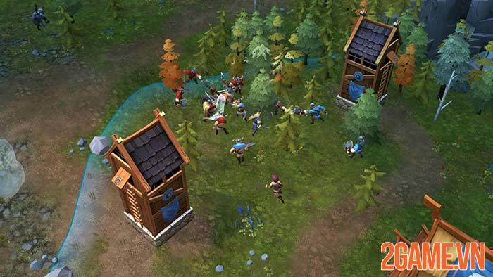 Northgard - Siêu phẩm chiến thuật Viking chính thức ra mắt trong tháng 8 2