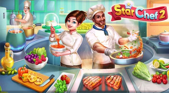 Star Chef 2 – Game giả lập nấu ăn độc đáo dành cho game thủ mobile