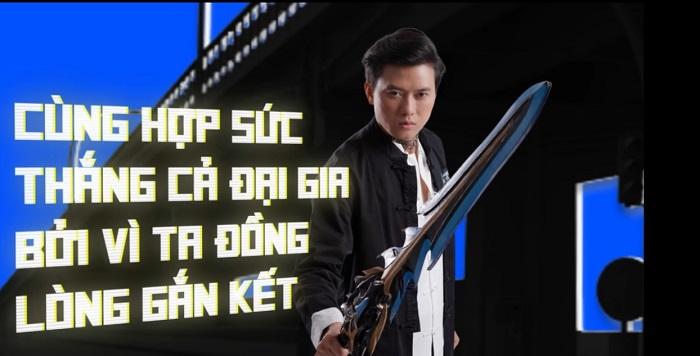 Đại sứ Quách Ngọc Tuyên -  tung MV về tình huynh đệ tại Kiếm Đạo Giang Hồ 4