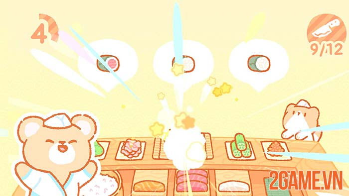 Kumo Sushi Bar - Khi game thủ trở thành chủ nhà hàng sushi dễ thương 2
