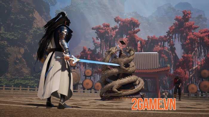 Trailer 3D Hoa Sơn thổi bùng ngọn lửa đam mê cho game thủ Tân Thiên Long Mobile VNG 0