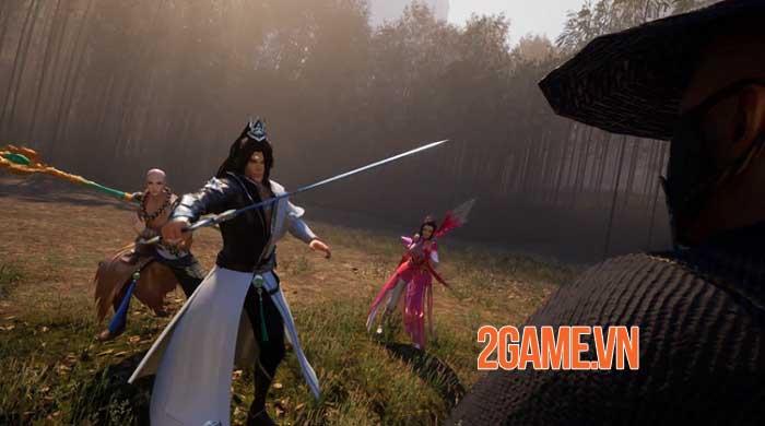 Trailer 3D Hoa Sơn thổi bùng ngọn lửa đam mê cho game thủ Tân Thiên Long Mobile VNG 1