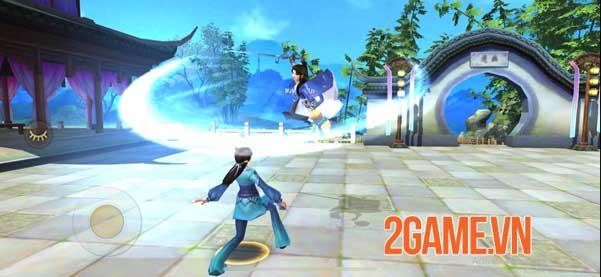 Trailer 3D Hoa Sơn thổi bùng ngọn lửa đam mê cho game thủ Tân Thiên Long Mobile VNG 2