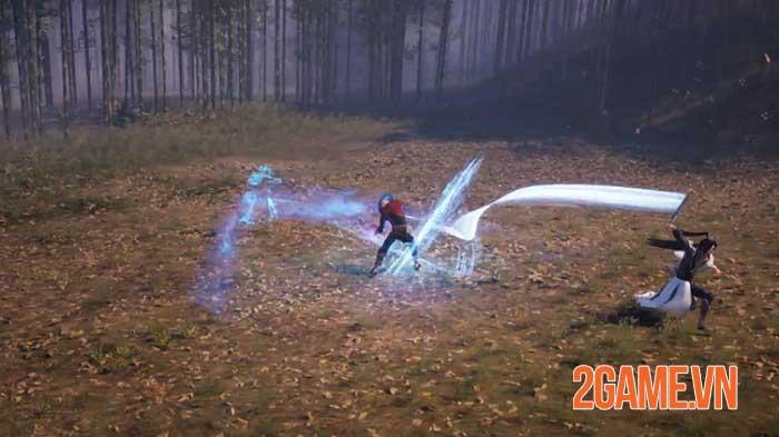 Trailer 3D Hoa Sơn thổi bùng ngọn lửa đam mê cho game thủ Tân Thiên Long Mobile VNG 4
