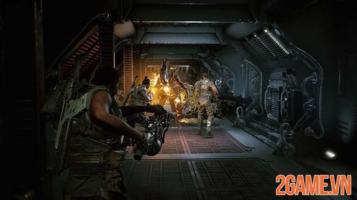 Aliens: Fireteam Elite - Game bắn súng kinh điển ra mắt trong tháng 8 2