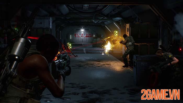 Aliens: Fireteam Elite - Game bắn súng kinh điển ra mắt trong tháng 8 1