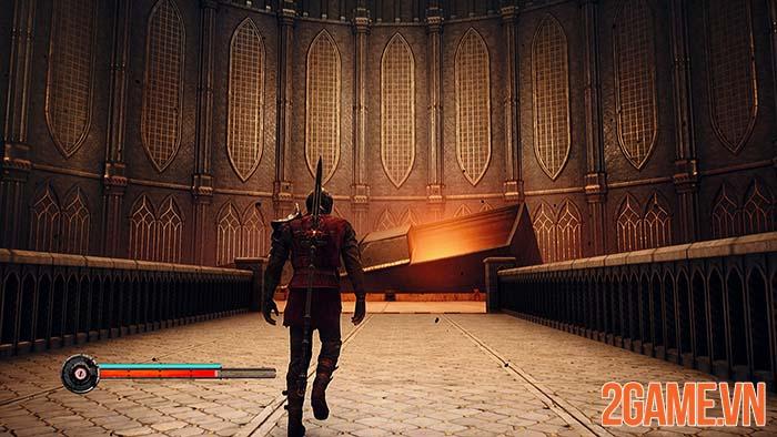 Blood Spear - Khi game thủ nhập vai vũ khí phiêu lưu giữa thời Trung Cổ 0