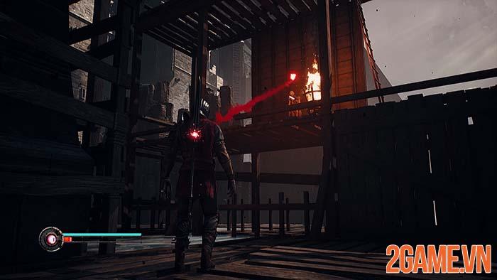 Blood Spear - Khi game thủ nhập vai vũ khí phiêu lưu giữa thời Trung Cổ 1