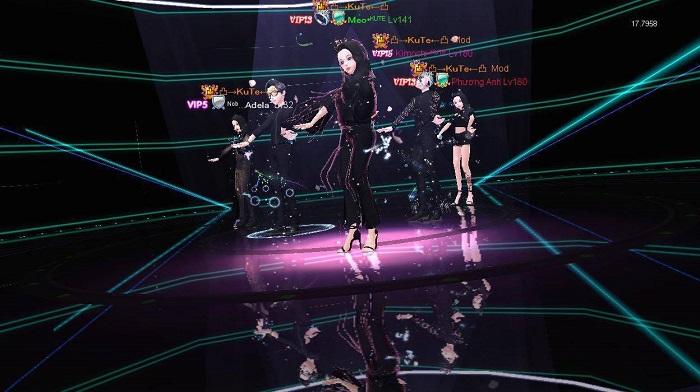 Game vũ đạo Touch bùng nổ với sự kiện cover bước nhảy cùng phần thưởng cực hot 2
