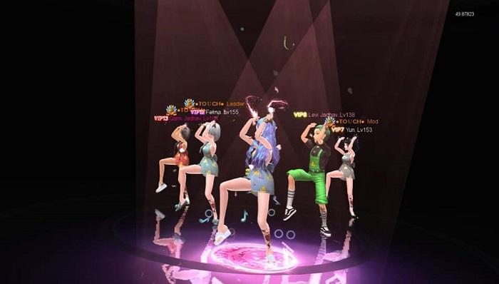 Game vũ đạo Touch bùng nổ với sự kiện cover bước nhảy cùng phần thưởng cực hot 4