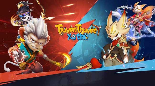 Truyền Thuyết Xạ Thủ – Game mobile có cách chơi Roguelike bắn tên võ hiệp