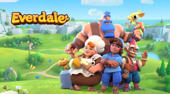 Everdale – Game nông trại hấp dẫn từ cha đẻ Clash of Clans