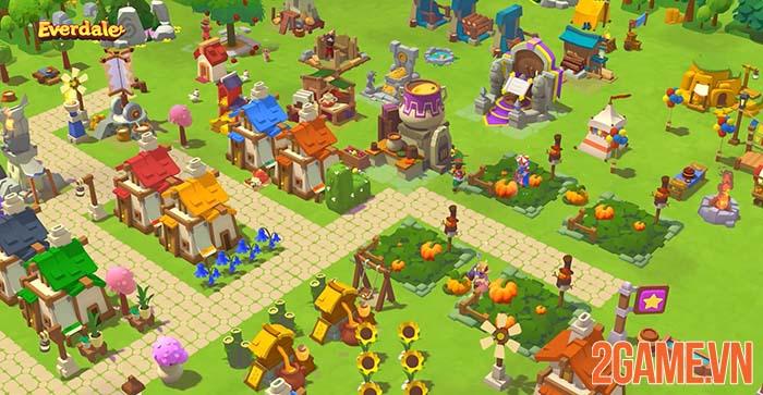 Everdale - Game nông trại hấp dẫn từ cha đẻ Clash of Clans 0
